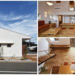 บ้านไม้ญี่ปุ่นมินิมอล ในบรรยากาศที่อบอุ่น พร้อมดีไซน์ป้องกันแผ่นดินไหว