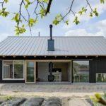 บ้านไม้ญี่ปุ่นสไตล์ลอฟท์ ผสานการออกแบบสไตล์มินิมอล ในโทนสีและบรรยากาศที่อบอุ่น
