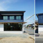 บ้านไม้ผสมปูนสไตล์มินิมอล เน้นความเรียบง่าย อบอุ่น บนกลิ่นอายแบบญี่ปุ่นดั้งเดิม