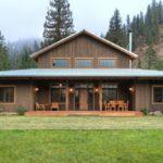 บ้านไม้สไตล์ลอฟท์ อบอุ่นด้วยบรรยากาศแบบครอบครัว แวดล้อมด้วยธรรมชาติอันอุดมสมบูรณ์