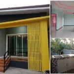 แบบบ้านชั้นเดียวสไตล์โมเดิร์น 3 ห้องนอน 2 ห้องน้ำ โดดเด่นมีเอกลักษณ์ ด้วยโทนสีสดใสต้อนรับหน้าบ้าน