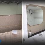 """แบ่งปันประสบการณ์ """"รีโนเวทห้องน้ำอายุ 30 ปี"""" ให้กลายเป็นห้องน้ำใหม่ไฉไลกว่าเดิม"""