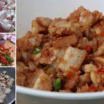 """ชวนชิมเมนูอร่อย """"หมูสามชั้นผัดกะปิพริกสด"""" กลิ่นเครื่องหอมๆ รสชาติเข้มข้น ทานได้ไม่มีเบื่อ"""