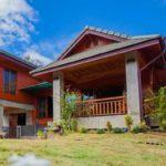 บ้านปูนเปลือยผสมไม้ สไตล์ไทยประยุกต์ ผสมผสานความทันสมัยและความดั้งเดิมได้อย่างลงตัว