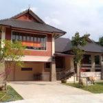 แบบบ้านทรงไทยประยุกต์ยกพื้นสูง ขนาดกะทัดรัด แต่มากด้วยประโยชน์ใช้สอย