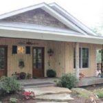 บ้านไม้รัสติค หลังคาหน้าจั่ว งดงามและอบอุ่นด้วยความเป็นธรรมชาติของวัสดุตกแต่ง