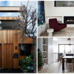 บ้านไม้โมเดิร์น ตกแต่งภายในอย่างประณีตและสะดวกสบาย โดดเด่นด้วยระเบียงดาดฟ้าพร้อมวิวที่สวยงาม
