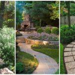 """24 ไอเดีย """"ทางเดินในสวน"""" สร้างบรรยากาศสำหรับการเดินชมสวนอย่างสวยงามลงตัว"""
