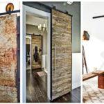 """24 ไอเดีย """"ประตูบานเลื่อนสไตล์ลอฟท์"""" เพิ่มบรรยากาศสวยดิบให้กับบ้าน"""