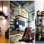 """30 ไอเดีย """"เตียงนอนสไตล์ลอฟท์"""" สร้างบรรยากาศการพักผ่อนด้วยเตียงนอนแบบสวยดิบ"""