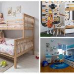 """33 ไอเดีย """"เตียงสองชั้น"""" สร้างพื้นที่อบอุ่นสำหรับสมาชิกตัวน้อย พร้อมเพิ่มพื้นที่ใช้สอยภายในห้อง"""