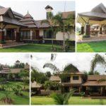 บ้านทรงไทยประยุกต์ โดดเด่นสวยงามน่าอยู่ ดีไซน์หรูหราสะท้อนเอกลักษณ์แบบไทยๆ