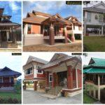 รวม 15 แบบบ้านทรงไทยร่วมสมัย สวยงามมีเอกลักษณ์ ประยุกต์ให้เข้ากับการอยู่อาศัยของคนรุ่นใหม่