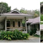 บ้านยกพื้นสไตล์คอนเทมโพรารีลอฟท์ ดีไซน์บ้านทรงไทย ลงตัวไปกับการตกแต่งปูนเปลือย สวยดิบ มีเสน่ห์