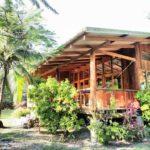 บ้านตากอากาศรัสติค ตกแต่งด้วยไม้สัก พร้อมการออกแบบครบครัน ทั้งฟังก์ชั่นใช้งานและมุมพักผ่อน