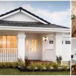 แบบบ้านสีขาวสไตล์คอนเทมโพรารี เน้นความสวยงามเรียบง่าย ในพื้นที่พักผ่อนสุดสะดวกสบาย