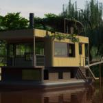กระท่อมไม้ลอยน้ำสไตล์โมเดิร์น มิติใหม่ของที่อยู่อาศัย ทันสมัยบนพื้นน้ำท่ามกลางธรรมชาติ