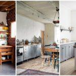 """25 ไอเดีย """"ชุดครัวตั้งพื้น"""" หลากหลายสไตล์ สะดวกต่อการเคลื่อนย้าย เพิ่มอิสระในการจัดแต่งพื้นที่ทำครัว"""