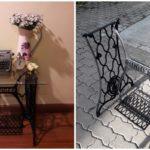 """แชร์ไอเดีย DIY """"โต๊ะขาจักร"""" ดีไซน์สวยสุดคลาสสิค เหมาะสำหรับแต่งบ้านในสไตล์วินเทจ"""