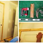 DIY ติดตั้งประตูแบบมือโปร ด้วยขั้นตอนแสนง่าย โดยไม่ต้องง้อช่าง