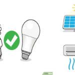 4 เทคนิคประหยัดค่าไฟฟ้า ช่วยประหยัดและลดค่าใช้จ่ายภายในบ้าน