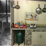 """แบ่งปันไอเดีย """"รีโนเวทครัวด้วยตัวเอง"""" สร้างพื้นที่ทำครัวในฝันในงบไม่ถึง 10,000 บาท"""