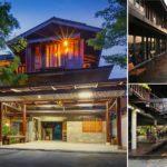 บ้านไม้เรือนไทย สัมผัสกลิ่นอายดั้งเดิมอันแสนอบอุ่น พร้อมรับบรรยากาศริมน้ำแสนสดชื่น