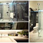 รีวิวรีโนเวทห้องน้ำคอนโดมิเนี่ยมเก่า ให้กลายเป็นห้องน้ำสไตล์โมเดิร์น ในสไตล์ที่สวยหรู