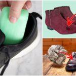 """15 เคล็ดลับ """"ดูแลรักษารองเท้า"""" จะซ่อมแซมหรือทำความสะอาด ก็ทำได้ง่ายๆ ด้วยของใช้ติดบ้าน"""