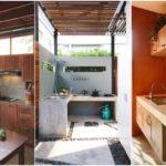 """33 ไอเดีย """"ต่อเติมครัวหลังบ้าน"""" ใช้งานสะดวกได้ดั่งใจ ไม่ต้องกลัวกลิ่นรบกวนภายในบ้าน"""