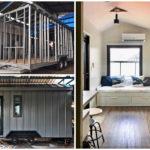 """ไม่ต้องมีที่ดินก็สร้างบ้านในฝันได้ด้วยดีไซน์ """"Tiny House"""" บ้านเคลื่อนย้ายได้ ก่อสร้างจริงที่ประเทศไทย"""