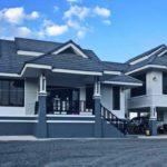 บ้านไทยประยุกต์ชั้นเดียว สวยงามมีเอกลักษณ์ ดีไซน์ตามแบบบ้านไทยล้านนา