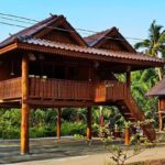 บ้านไม้ใต้ถุนสูง ดีไซน์ไทยประยุกต์ สวยงามเป็นธรรมชาติ สะท้อนเอกลักษณ์แบบไทย
