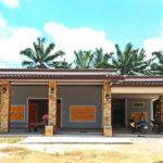 บ้านสไตล์ร่วมสมัยชั้นเดียว ขนาด 6 ห้องนอน ดีไซน์เรียบง่าย แต่อบอุ่นพร้อมอยู่สำหรับครอบครัวใหญ่