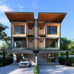 แบบบ้านโมเดิร์นขนาดสามชั้น 3 ห้องนอน 4 ห้องน้ำ พร้อมสระว่ายน้ำส่วนตัว ดีไซน์ที่อยู่อาศัยเพื่อคนยุคใหม่