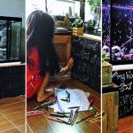 DIY ขาตั้งตู้ปลาอิฐประสาน ทำง่ายราคาประหยัด สร้างสรรค์ได้ตามใจชอบ