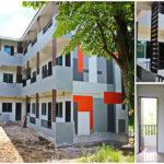 อพาร์ทเม้นท์สามชั้น 18 ห้องพัก อาคารพาณิชย์สำหรับการลงทุนในระยะยาวที่คุ้มค่า