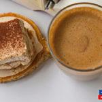 """ชวนทำ """"เค้กกาแฟคาปูชิโน"""" อร่อยเข้มข้น แบบไม่อบ ไม่แป้ง ไม่ไข่ ไม่เนย!!!"""