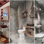 """27 ไอเดีย """"ห้องน้ำสไตล์ลอฟท์"""" การตกแต่งสุดอาร์ต สร้างบรรยากาศการอาบน้ำในรูปแบบใหม่"""