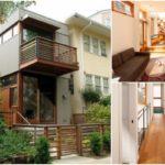 บ้านหน้าแคบสไตล์โมเดิร์น โครงสร้างสูงโปร่ง ดีไซน์เพื่อการใช้ชีวิตที่เรียบง่าย