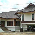 บ้านสไตล์ไทยประยุกต์ชั้นเดียว โดดเด่นสวยงาม ดีไซน์บ้านไทยมีเอกลักษณ์