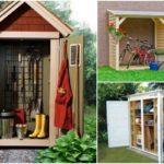 """33 ไอเดีย """"ตู้เก็บของอเนกประสงค์"""" ต่อเติมพื้นที่จัดเก็บนอกบ้าน เพิ่มความสะดวกในการใช้งาน"""