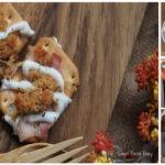 """ชวนทำ """"ขนมปังกรอบหมูหยองเบค่อนมายองเนส"""" เมนูอาหารว่างทานเล่น ทำง่าย อร่อยมาก"""