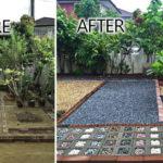 DIY ขั้นตอนการจัดสวนหินด้วยตัวเอง เปลี่ยนพื้นที่ว่างหน้าบ้าน ให้กลายเป็นสวนสวยงามบรรยากาศสดชื่น