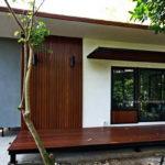 บ้านโครงเหล็กสำเร็จรูป สไตล์โมเดิร์น ออกแบบเพื่อความประหยัด และก่อสร้างรวดเร็ว พร้อมดีไซน์สวยงาม