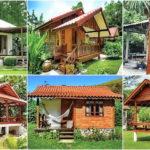 """17 ไอเดีย """"บ้านขนาดเล็กสไตล์รีสอร์ท"""" ออกแบบเพื่อการพักผ่อน ใช้ชีวิตเรียบง่าย ใกล้ชิดธรรมชาติ"""