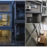บ้านสไตล์โมเดิร์นลอฟท์ ตกแต่งภายในแบบมินิมอล ให้กลิ่นอายของความเป็นญี่ปุ่น