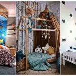 23 ไอเดีย ดีไซน์ห้องนอนเด็กหลากสีสัน สร้างบรรยากาศและความสนุกสนานให้ลูกรัก