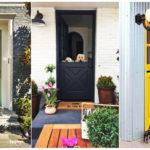 """25 ไอเดีย """"ประตูบ้านสไตล์ดัชท์"""" ประตูแบบแยกเปิดด้านบน หรือล่างได้ เหมาะสำหรับคนที่มีสัตว์เลี้ยงในบ้าน"""