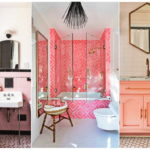 25 ไอเดีย ห้องน้ำโทนสีชมพู ดีไซน์พื้นที่ผ่อนคลายให้น่ารักอ่อนหวานน่าใช้งาน